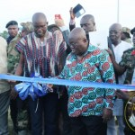 President Akufo-Addo Inaugurates $55.5 million Water Project @ Jambusi in U/West Region