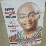 Ignore bogus '2020 campaign' posters - Bawumia