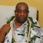 One land, two lords as another Ga Mantse is installed