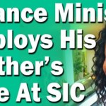 Finance Minster Employs His Brother's Wife At SIC