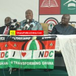 NDC press conference on re-registration, Branch Re-organisation & Internal Elections Timetable (Full...