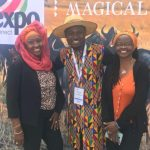 Adepa Shoes Ghana Ltd And Kenya Airways Sponsor Tourism Ambassador, Abeiku Santana, To Kenya For 'Ma...