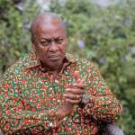Ex-president John Dramani is a true African man with these nice shirts