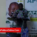 ALL PEOPLE'S CONGRESS REACTS TO THE PROPOSED SUICIDAL MILITARY AGREEMENT BETWEEN GHANA AND THE UNITE...