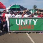John Mahama Strikes Gov't At Somanya