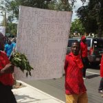 Angry Midland customers besiege Shiashe branch for their monies