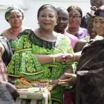 Ashanti Regional Queen Mothers grateful to First Lady Mrs. Rebecca Akufo-Addo for KATH mother and ba...