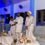 Samira Bawumia graces carol service of Ghana Navy as special guest of honour