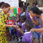 Christmas comes early for Osu & Fafraha Children's Homes As Lordina Mahama shows Them Love  (Picture...