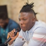 Stonebwoy laments bitterly about free downloads (Video)