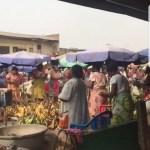 Ghanaian Market Women Pray Against Bad Economy (Video)