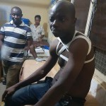 Abronye DC locks himself in washroom; refuses to see Police Commander and entourage