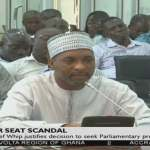 LIVESTREAMING: GEBA faces Parliamentary committee in 'cash for seat' probe