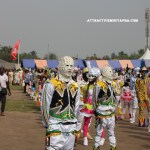 Fancy dress festival lights up Winneba as masqueraders thrill guests (Pictures+Video)