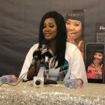 Kafui Danku unveils her first Book; Silence is Not Golden  (PIctures +Video)