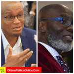 Don't trust Mustapha Hamid and co,Bawumia not in hospital--Gabby Otchere-Darko