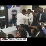 Watch how Shatta Wale's Manager Julio Cyriaano ,Bulldog and others nearly caused confusion at the Zy...
