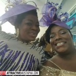 Charlotte Osei, Nana Oye, Ursula and others show former Tema West MP Naa Torshie Addo love at her we...