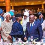 Dangote's daughter's wedding: Akufo-Addo, Bill Gates were present