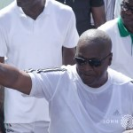 Akufo-Addo government can't take criticism -John Mahama