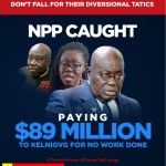 Money swine! GNPC blows billions on Akufo-Addo's diaries