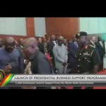Akufo-Addo 'disgraces' Bawumia at Jubilee House public event (Video)