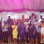 Event Vendors Association of Ghana Swears In New Executives (Video + Pictures )