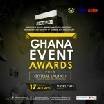 GHANA EVENT AWARDS 2018: Organizers to unveil Nominations on Friday, August 17, at Suzuki CFAO, Airp...