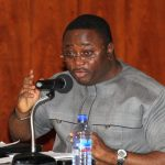 New register: We're heading into chaos and media, eminent voices are quiet – Afriyie Ankrah