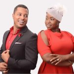 Van Vicker marks 15 years of marriage with a touching message to his wife, Adjoa Vicker
