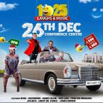 GH's BIGGEST COMEDY NIGHT RETURNS WITH BOVI!