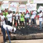 Photos: Church Of Pentecost, Zoomlion Embarks On Clean-Up Exercise