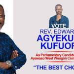My father taught me well; I can deliver - Edward Agyekum Kufuor to delegates