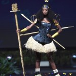 Miss Universe 2018 National Costume Contest: Diata Hoggar dazzles in Modern-day Yaa Asantewaa outfit
