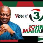 JOHN MAHAMA GETS 95% TO WIN NDC PRIMARIES (PROVISIONAL RESULTS)