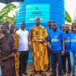 Awake Water donates mechanized boreholes and Polytanks to communities on world water day (Video)