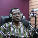 Former NDC Chairman Dr Kwabena Adjei is dead