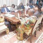 Akufo-Addo meets Council of State over high import duties