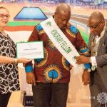 APRA inducts Mahama as an Honorary Fellow |