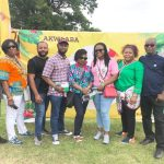 NDC UK and Ireland Chapter Women's and youth wings embarked on outreach Programme