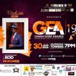 KOD, Uncle Ebo Whyte and Santokh Singh to be honored at the 3rd Edition of Ghana Event Awards 19