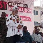 Full text: J.J. Rawlings' speech at 38th Anniversary of 31 December Revolution