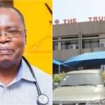John Mahama Mourns Renowned Surgeon Dr. Kisser