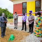 THE REBECCA FOUNDATION CONSTRUCTS LIBRARIES FOR FOUR COMMUNITIES
