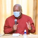 Voter Registration: John Mahama Accuses Akufo-Addo Of 'Ethnic Discrimination'