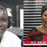 Akua Donkor names Neat FM's Adakabre Frimpong Manso as running mate