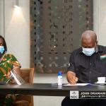 Professor Opoku-Agyemang speaks
