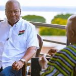 Akufo-Addo is asking for 4 more years to steal more – John Mahama