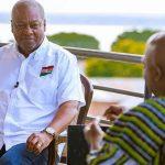 John Mahama promises recording studios, theatres for creative arts in second coming