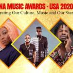 Ghana Music Awards - USA set to come off on October 10 in New Jersey
